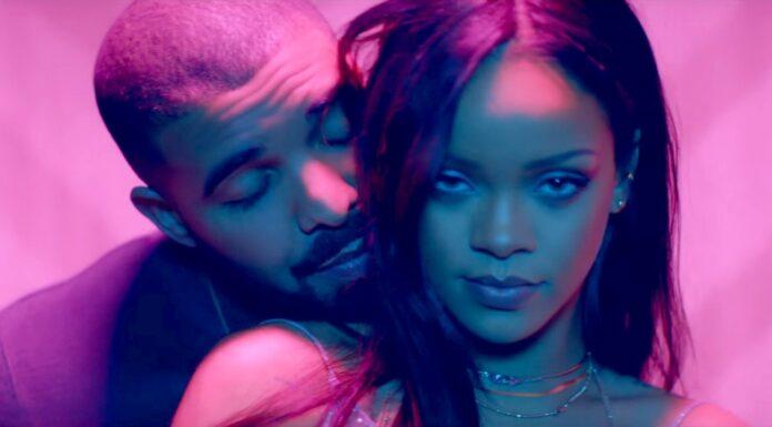 Rihanna ve společném klipu s Drakem.