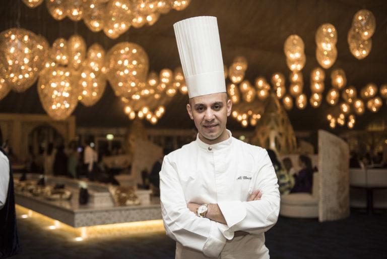 Ali El Bourji : Co prozradil šéfkuchař z hotelu Atlantis The Palm?