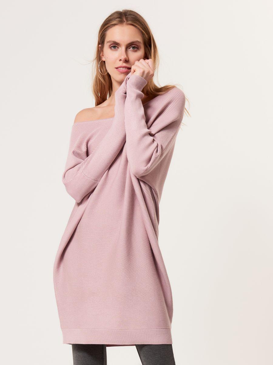 75b04c7b2f2 Oversizové šaty