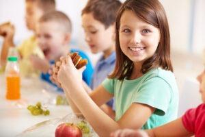 Zdravá svačinka pro děti