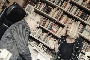 Sommerová připravuje film o Jiřím Suchém. Do kin půjde na podzim