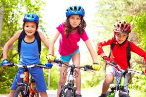 Mýty při výběru dětských kol