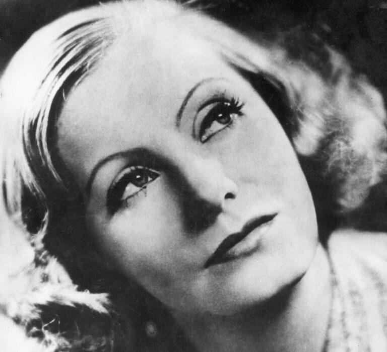 """Greta Garbo: pro Hollywood byla """"příliš tlustá"""""""