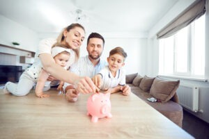 Tipy a rady jak vést rodinný rozpočet