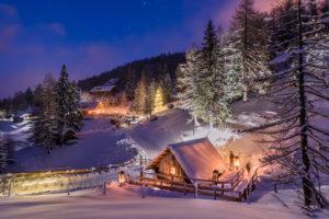 Vánoční korutanská cesta do minula