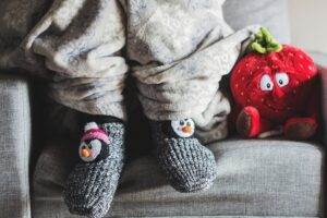 Studené nohy? Tipy, které vám zaručeně pomohou!