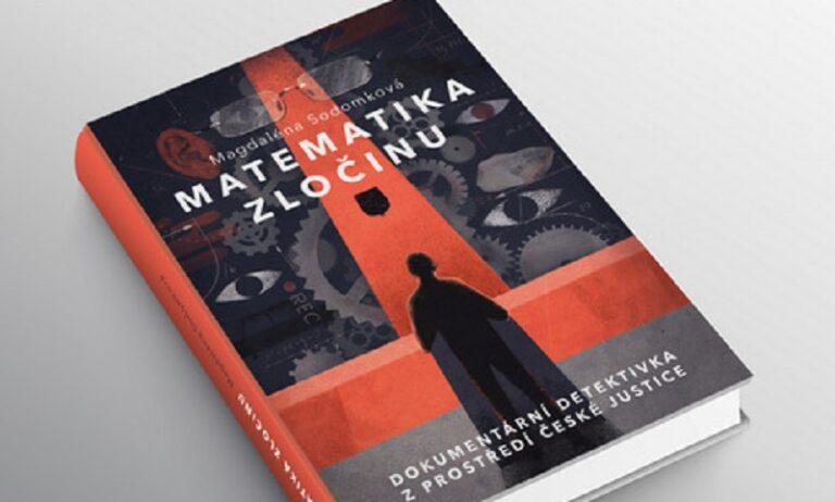 Na pulty knihkupectví míří kniha Matematika zločinu