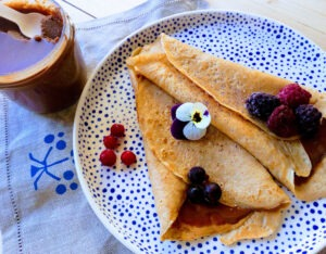 Sladké i sladké. Vyzkoušejte recept na špaldové palačinky