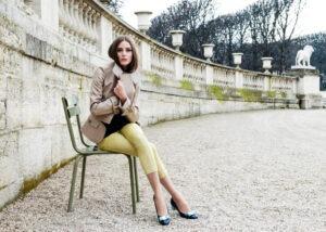 Tipy jak se oblékat od módní ikony Olivie Palermo