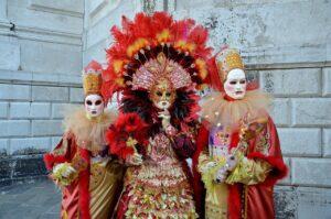 Skvostný karneval, aneb maskované Benátky