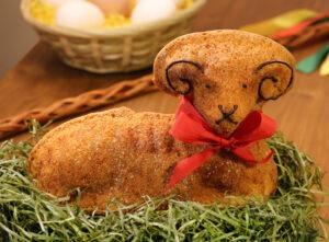 Velikonoční pečení: recept na lahodného beránka