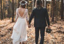 Oblíbené minimalistické svatby v eko stylu