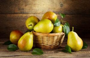 Sezona hrušek je tu: 5 důvodů, proč jíst toto báječné ovoce